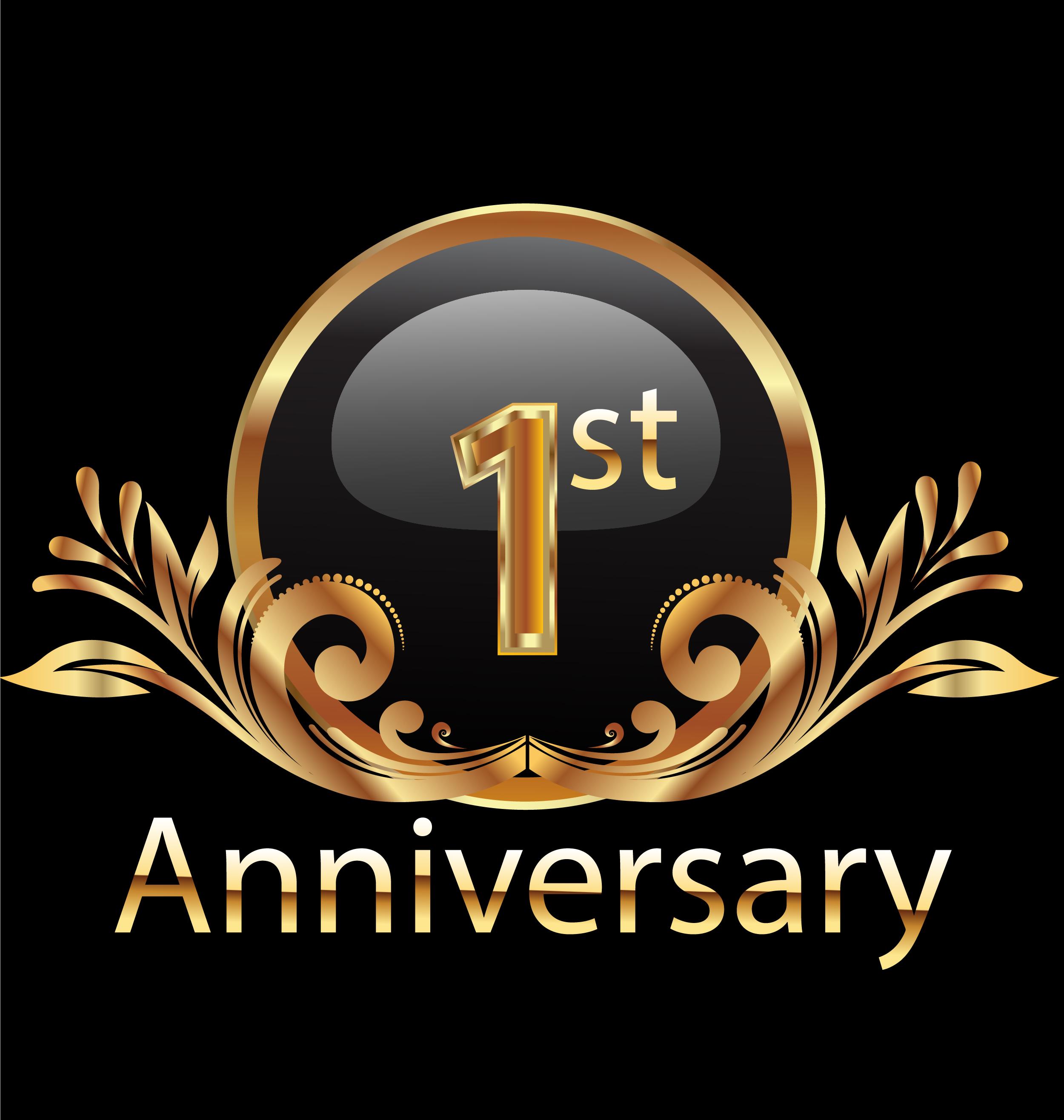 First anniversary abbie zanders